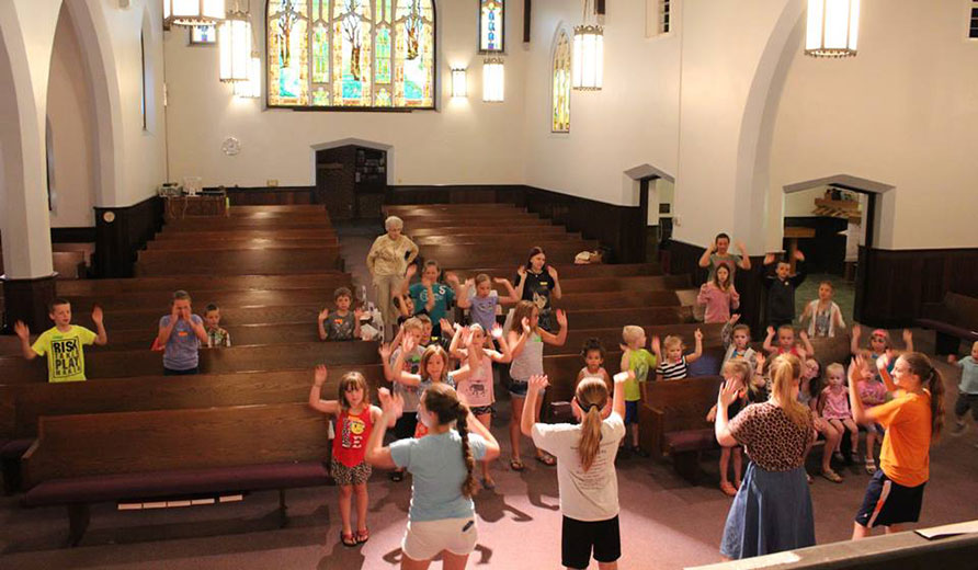Church Happenings